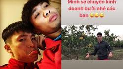 Công Phượng đón Noel bên tuyển Việt Nam, Đình Trọng đòi đi bán bưởi