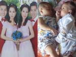 HOT nhất MXH chiều nay: 4 chị em ruột ở Nghệ An khiến người xem kinh ngạc khi khoe ảnh cùng nhau mang bầu-6