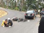 Nam Định: Triệu tập đoàn phượt thủ chặn ngã tư giành đường như... xe ưu tiên-2