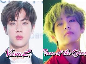 Top 15 visual, center và gương mặt đại diện của boygroup Kpop năm 2018