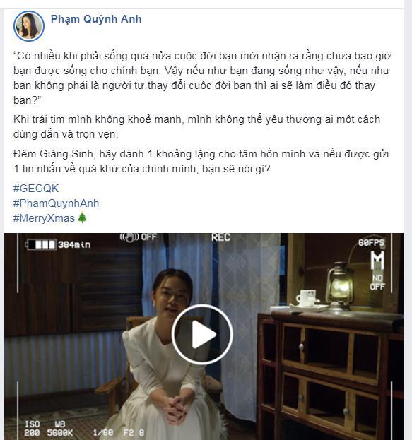 35 tuổi, một đời chồng và làm single mom, Phạm Quỳnh Anh giật mình nhận ra Quá nửa cuộc đời chưa bao giờ sống cho chính mình-1