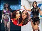 GIẬT MÌNH: Chỉ 3 năm sau Miss Universe 2015, bạn thân Hoa hậu Phạm Hương từ quý cô mỹ miều trở thành quý bà mỡ màng