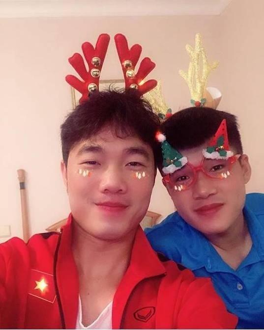 Nhí nhố hết cỡ, Lương Xuân Trường - Văn Toàn diện sừng đôi mừng Giáng sinh-2