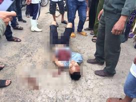 Bình Thuận: Trung tá công an bị kẻ ngáo đá đâm thiệt mạng