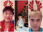 Nhí nhố hết cỡ, Lương Xuân Trường - Văn Toàn diện 'sừng đôi' mừng Giáng sinh