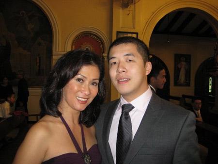 Cũng là mừng Giáng sinh thôi mà đại gia đình nhà chồng Tăng Thanh Hà khiến ai cũng phải ngước nhìn-8