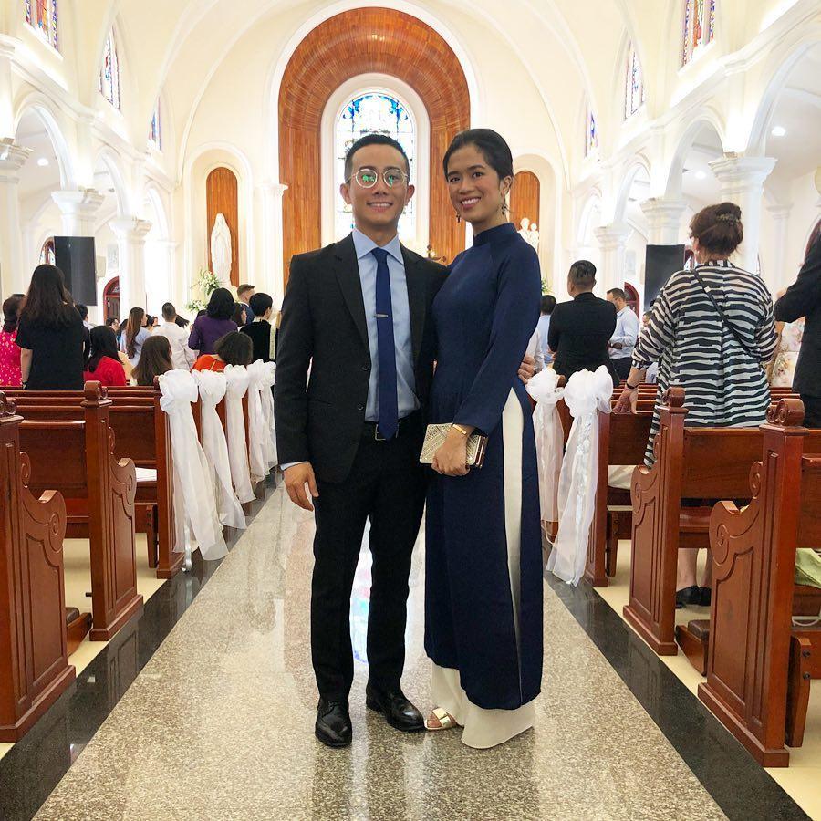 Cũng là mừng Giáng sinh thôi mà đại gia đình nhà chồng Tăng Thanh Hà khiến ai cũng phải ngước nhìn-9