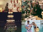 Cũng là mừng Giáng sinh thôi mà đại gia đình nhà chồng Tăng Thanh Hà khiến ai cũng phải ngước nhìn