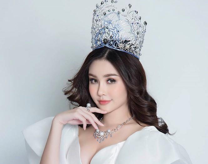 Hoa hậu Lê Âu Ngân Anh yêu cầu Cục Nghệ thuật Biểu diễn giải thích rõ lý do không cấp phép cho thi hoa hậu quốc tế-1