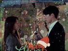 Park Shin Hye và Hyun Bin 'tình tứ' đêm Giáng sinh