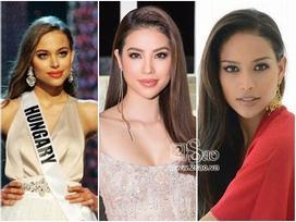 Xuất hiện 2 bản sao nét căng khiến khán giả cứ ngỡ Phạm Hương đi thi Miss Universe 3 lần
