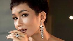 Vì sao H'Hen Niê hiếm khi tô son đỏ tại Hoa hậu Hoàn vũ 2018?