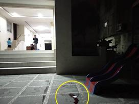 Vữa bê tông rơi từ chung cư xuống, bé trai 3 tuổi thiệt mạng