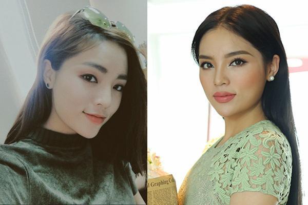 Loạt mỹ nhân Việt chẳng có họ hàng mà giống hệt chị em bởi đôi môi tều y chang từ một khuôn đúc-2