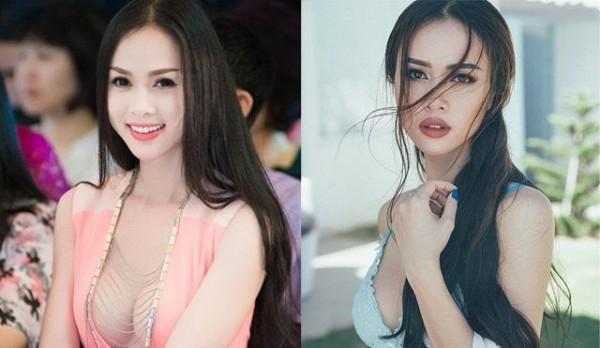 Loạt mỹ nhân Việt chẳng có họ hàng mà giống hệt chị em bởi đôi môi tều y chang từ một khuôn đúc-14