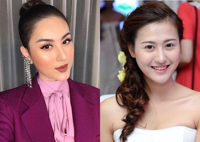 Loạt mỹ nhân Việt chẳng có họ hàng mà giống hệt chị em bởi đôi môi tều y chang từ một khuôn đúc-4