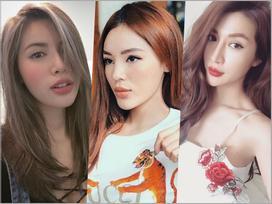 Loạt mỹ nhân Việt chẳng có họ hàng mà giống hệt chị em bởi đôi môi tều y chang từ một khuôn đúc