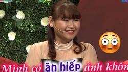 Giảm cân tức tốc 30kg trong 7 tháng để tham gia Bạn muốn hẹn hò, cô nàng 'rinh' ngay chàng trai dễ thương