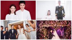 Những sao Hoa ngữ đình đám kết hôn trong năm 2018