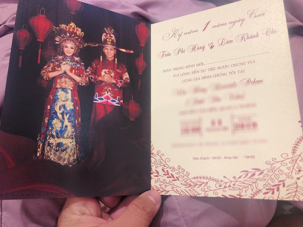Đám cưới lỗ chổng vó, Lâm Khánh Chi vẫn chơi lớn mời 300 khách dự tiệc mừng 1 năm lấy chồng-2