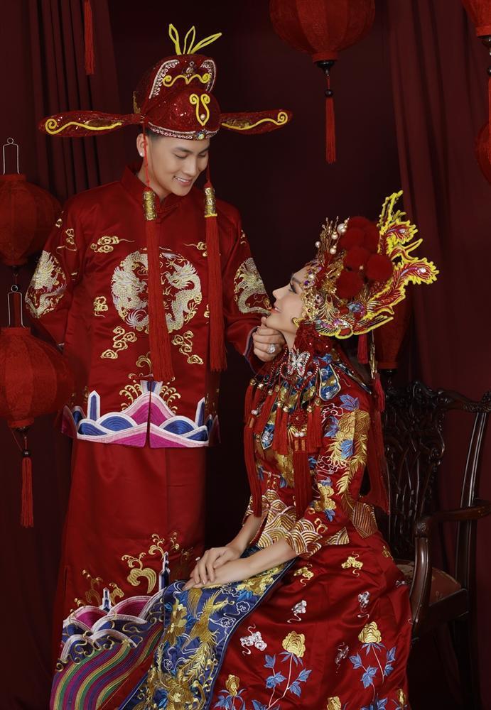 Đám cưới lỗ chổng vó, Lâm Khánh Chi vẫn chơi lớn mời 300 khách dự tiệc mừng 1 năm lấy chồng-4