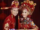 Đám cưới 'lỗ chổng vó', Lâm Khánh Chi vẫn 'chơi lớn' mời 300 khách dự tiệc mừng 1 năm lấy chồng