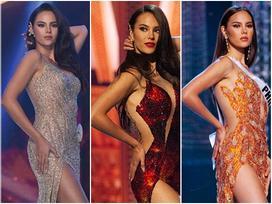 Chỉ mặc một loại đầm và catwalk đúng một kiểu, thế mà mỹ nhân Philippines vẫn xuất sắc lên ngôi Hoa hậu Hoàn vũ 2018