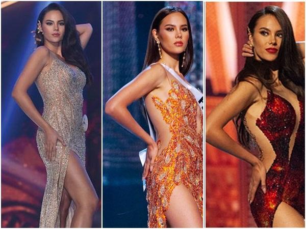 Chỉ mặc một loại đầm và catwalk đúng một kiểu, thế mà mỹ nhân Philippines vẫn xuất sắc lên ngôi Hoa hậu Hoàn vũ 2018-7
