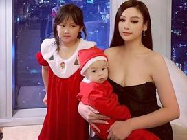 Lâu lắm mới xuất hiện cùng mẹ, nhóc tỳ nhà Huyền Baby đốn tim vì đáng yêu hết phần thiên hạ