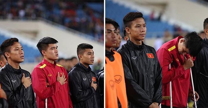 Lục Xuân Hưng phải nói lời chia tay Asian Cup 2019 và phản ứng bất ngờ của thủ môn Bùi Tiến Dũng-1