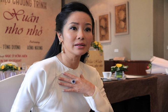 MAKE OVER chút thôi mà Diva Hồng Nhung - Phương Khánh - Hòa Minzy khiến fan hốt hoảng không nhận ra-3