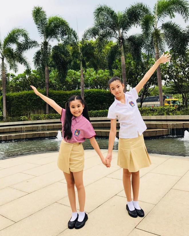 Mới 13 tuổi, con gái MC Quyền Linh được dự đoán sẽ trở thành Hoa hậu vì quá xinh đẹp-9