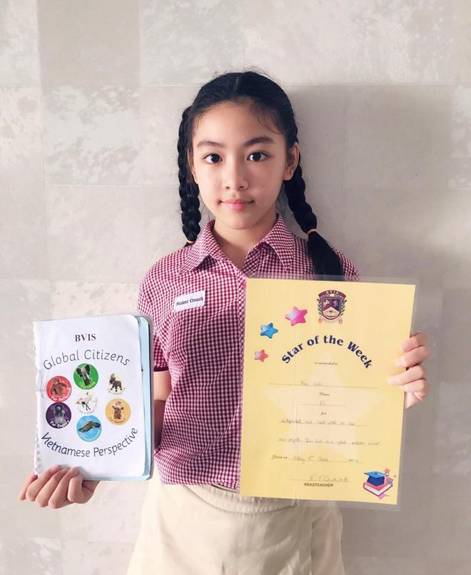 Mới 13 tuổi, con gái MC Quyền Linh được dự đoán sẽ trở thành Hoa hậu vì quá xinh đẹp-8
