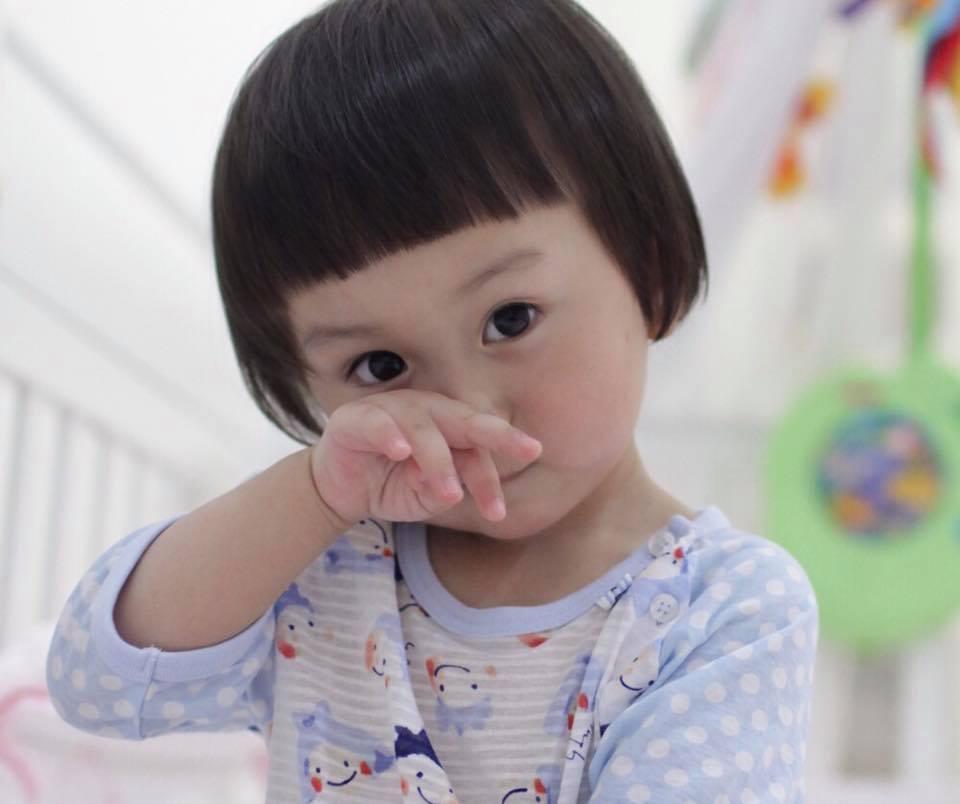 Bản sao nhí của Triệu Lệ Dĩnh khiến fan xuýt xoa vì xinh đẹp tựa thiên thần-2