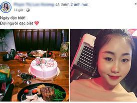 Gái xinh hot nhất mạng xã hội khi tổ chức sinh nhật cho người yêu nhưng bị 'leo cây': 'Mình đã chia tay bạn trai'