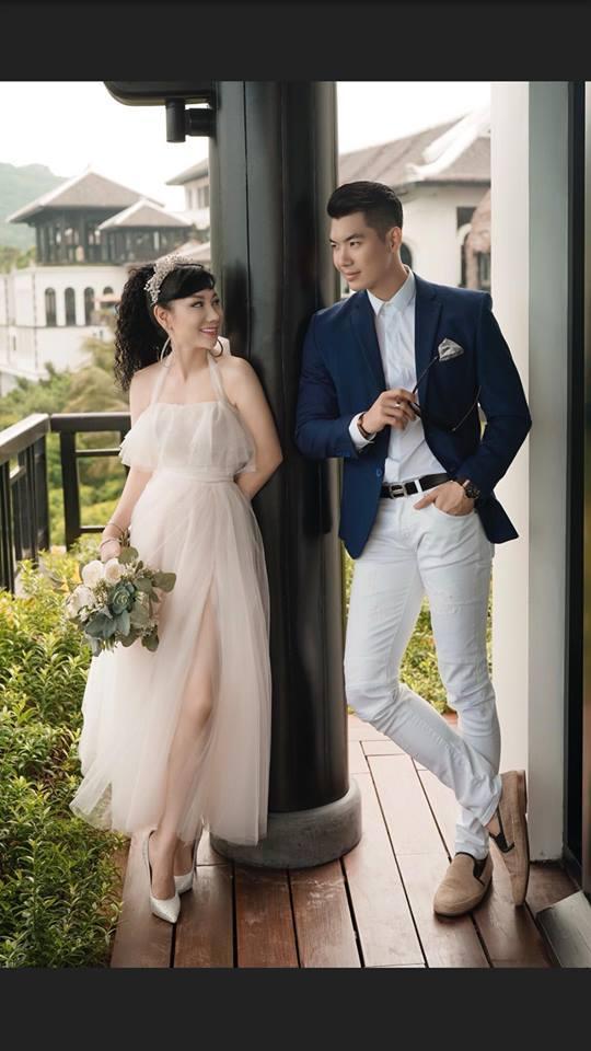 Vợ đại gia của Á vương Trương Nam Thành bức xúc khi bị đồn chảnh chọe, không chụp ảnh với khách trong ngày cưới-4