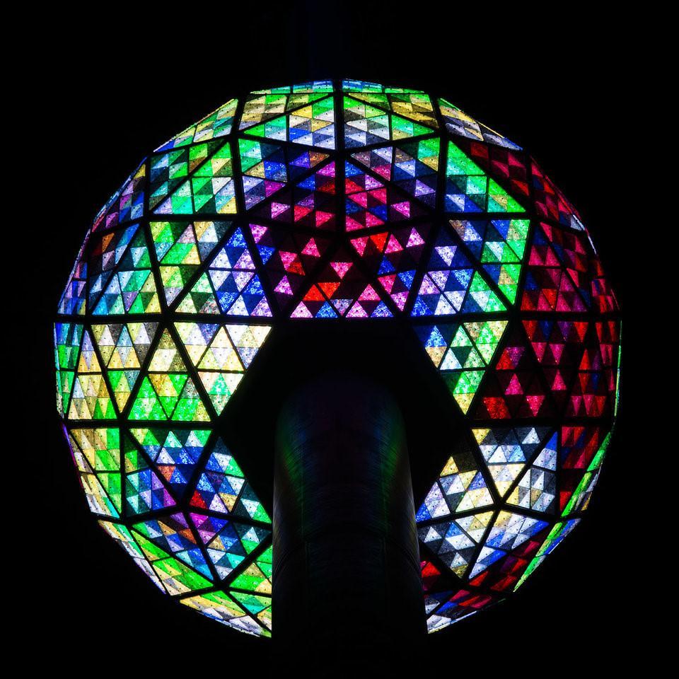 111 năm lịch sử của quả cầu rơi đón giao thừa ở Quảng trường Thời đại-14