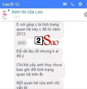 Bị đồn chia tay bố của con trai sau 4 năm chung sống, Lưu Đê Li chỉ nói một câu mà khiến cục diện đảo chiều-2