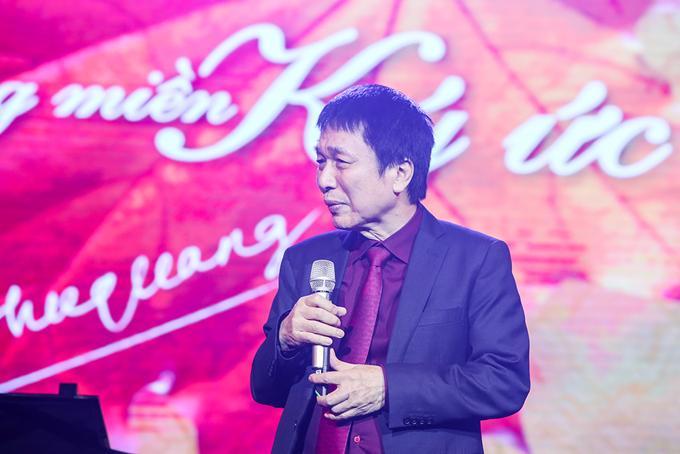 Nhạc sĩ Phú Quang tưởng đã ra đi vì bị cảm lạnh ngay trước liveshow-1