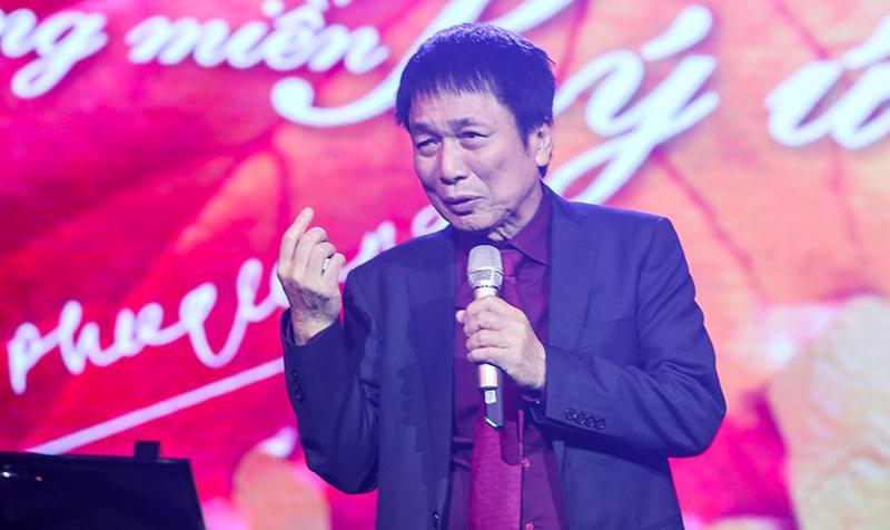 Nhạc sĩ Phú Quang tưởng đã ra đi vì bị cảm lạnh ngay trước liveshow-2