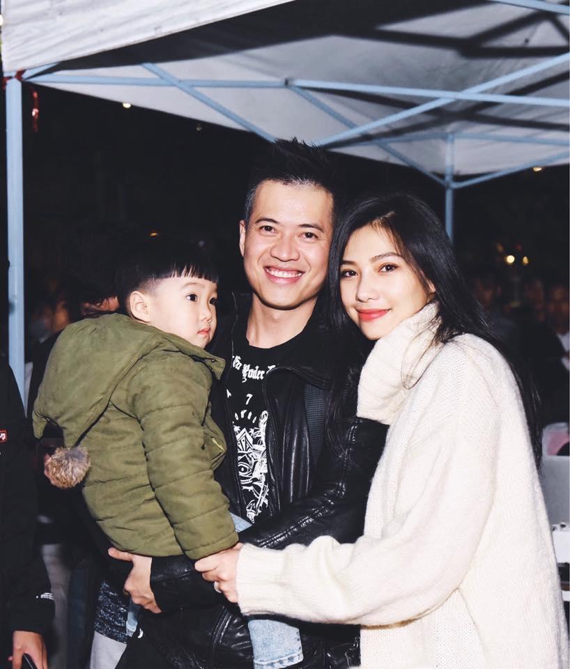 Có anh xã đẹp trai chưa đủ, Lưu Đê Li chính thức lép vế khi nhân tố đặc biệt bên nhà chồng xuất hiện-1