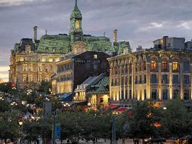 Quebec - viên ngọc xinh đẹp và lãng mạn của Canada