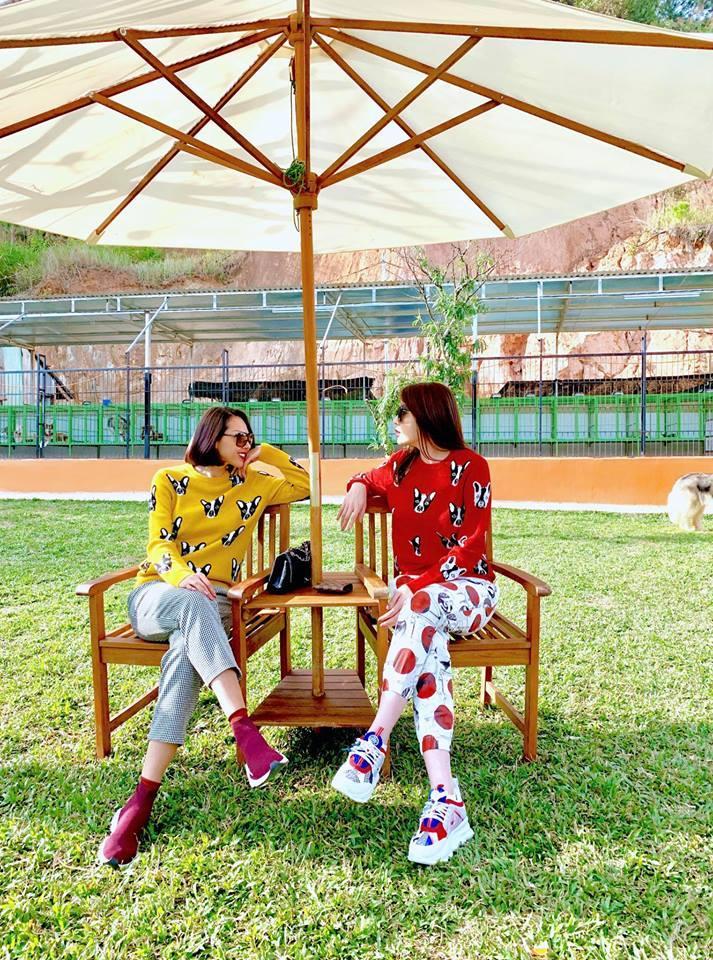 Hoa hậu Kỳ Duyên - người mẫu Minh Triệu bị phát hiện cùng đeo tín vật tình yêu chỉ các cặp tình nhân mới sử dụng-10