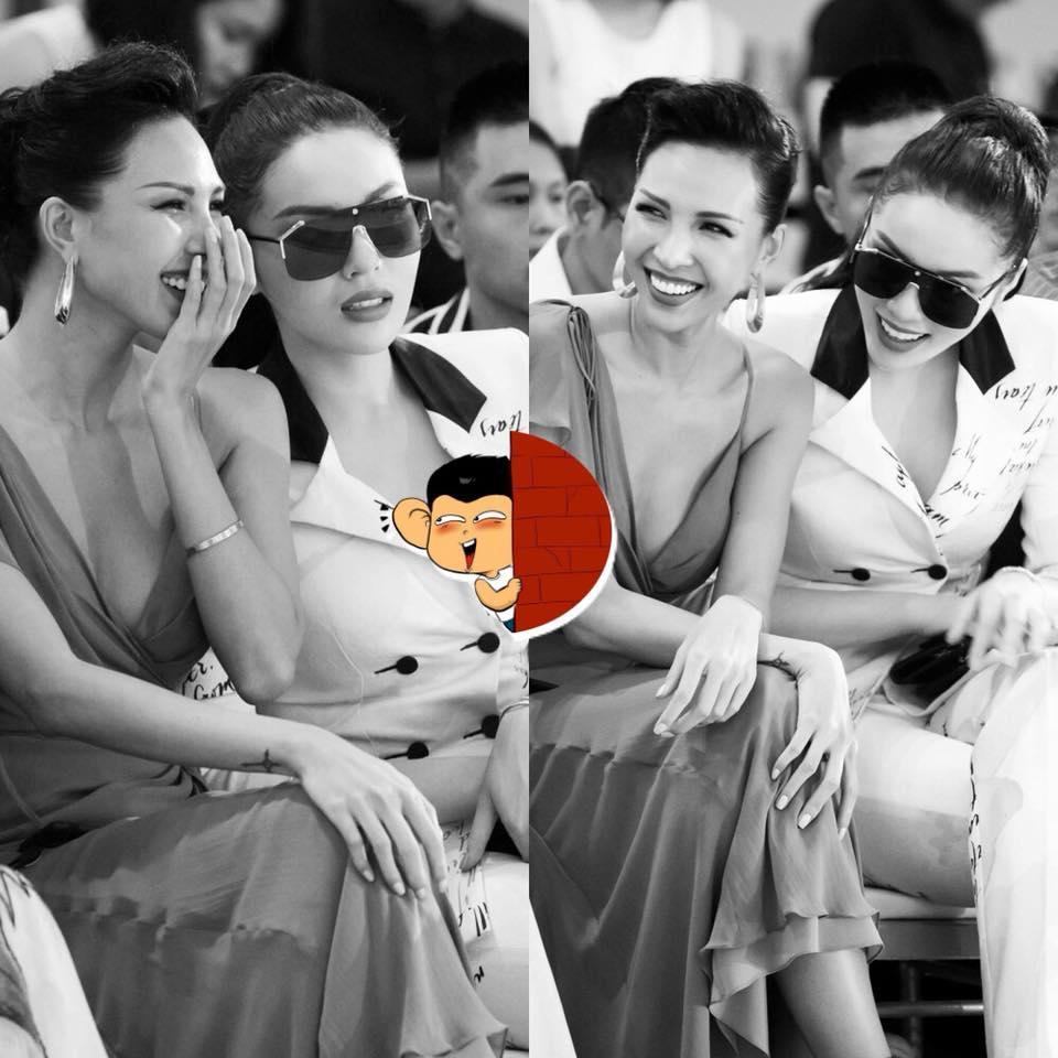 Hoa hậu Kỳ Duyên - người mẫu Minh Triệu bị phát hiện cùng đeo tín vật tình yêu chỉ các cặp tình nhân mới sử dụng-2