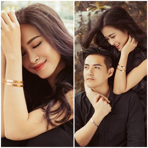 Hoa hậu Kỳ Duyên - người mẫu Minh Triệu bị phát hiện cùng đeo tín vật tình yêu chỉ các cặp tình nhân mới sử dụng-16