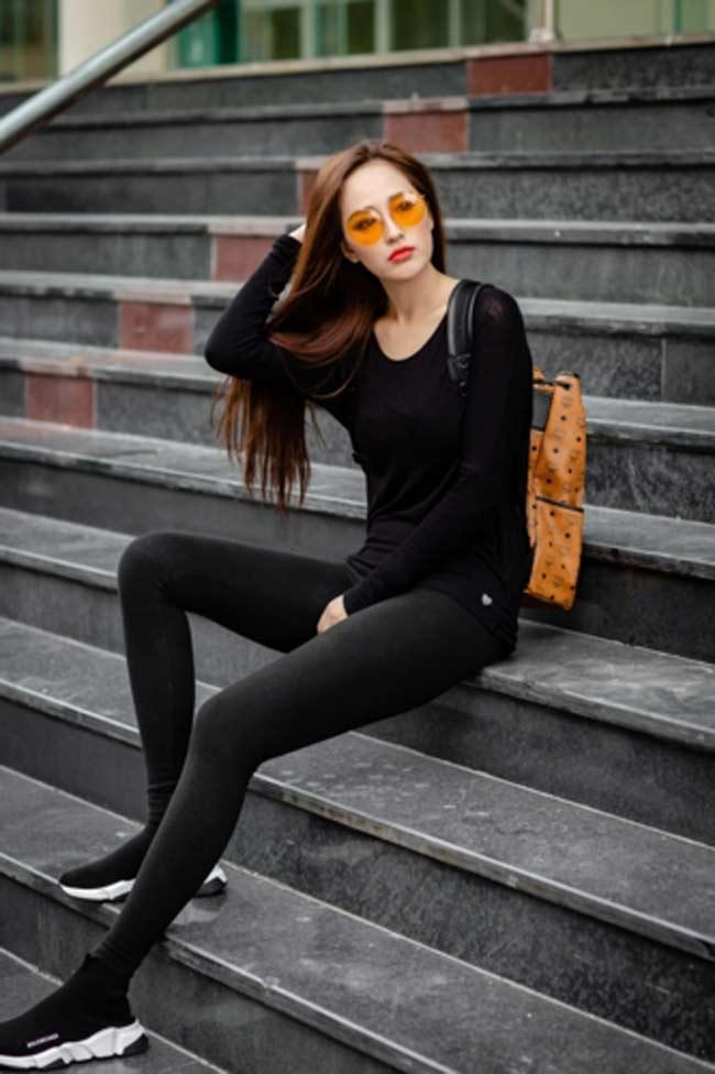 Chi tiết đôi chân cực phẩm đạt điểm 10 theo khoa học của Mai Phương Thúy-4