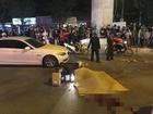 Nữ sinh ĐH Quốc gia bị xe buýt cán tử vong trên đường Xuân Thủy
