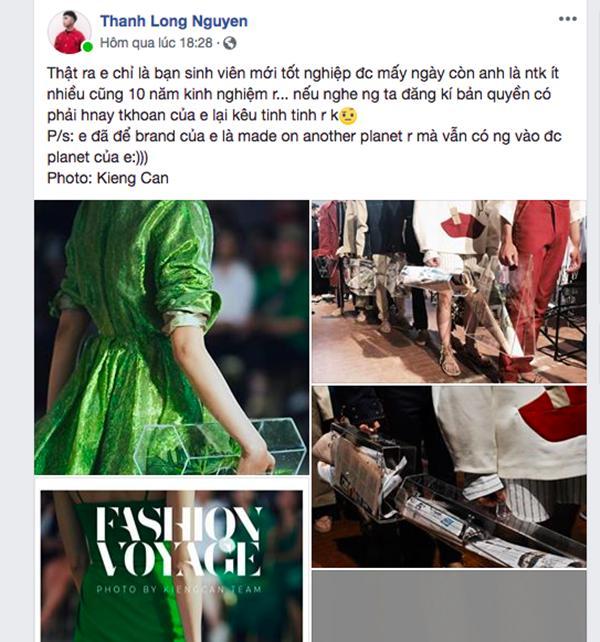 Loạt scandal làm náo loạn làng thời trang Việt năm 2018-8