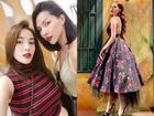 Giữa nghi án yêu đồng giới, Hoa hậu Kỳ Duyên than vãn 'ốm dặt dẹo'