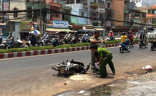 Cô gái 29 tuổi sắp lấy chồng bị tạt axit hỏng 2 mắt trên phố Sài Gòn-1